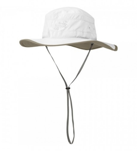 Outdoor Research Women's Solar Roller Hat - White/Khaki - CO116CX4EMV