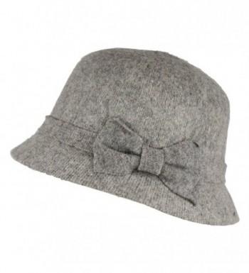 Winter Cloche Bucket Adjustable Drawstring in Women's Bucket Hats