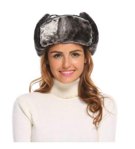 Winter Trooper Trapper Hunting Aviator in Women's Sun Hats