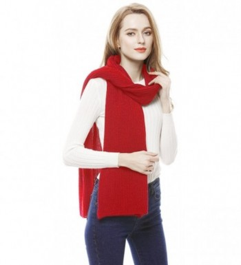 Winter Fashion Womens Knitted Scarf in Fashion Scarves