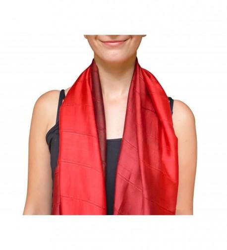 Wrappable Silk Handmade Scarves Wrap in Wraps & Pashminas