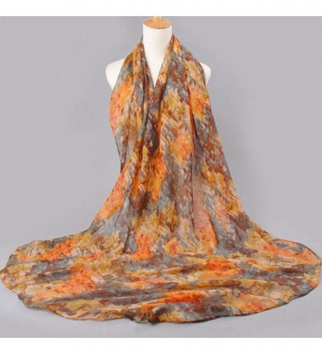 Outtop Womens Fashion Chiffon VINTAGE in Fashion Scarves