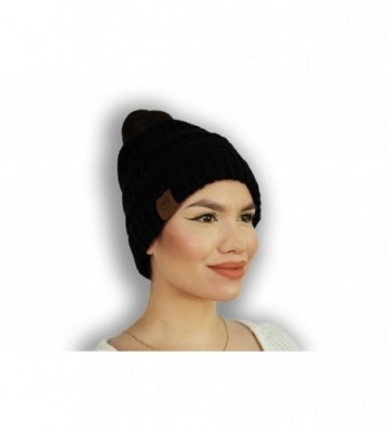 All Glamour Beanietail Ponytail Beanie