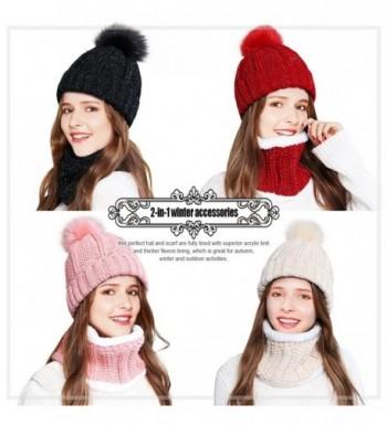 Mryumi Beanies Women Winter Infinity