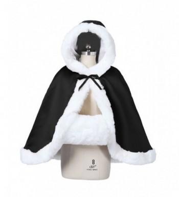 Wedding Hooded Winter Reversible Hip length - Black - CV17YXTT5QE