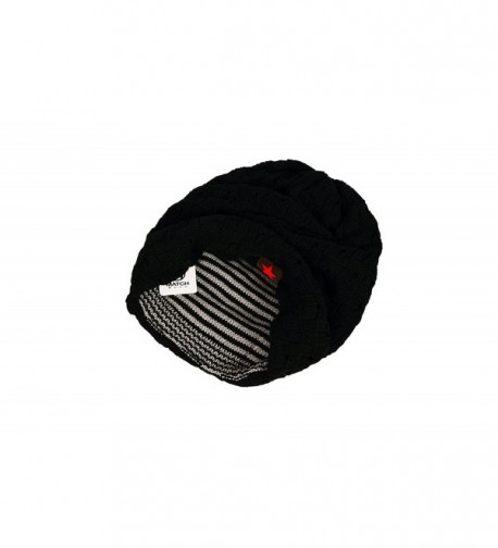 MATCH MUCH Knitted Crochet Two sided in Men's Skullies & Beanies