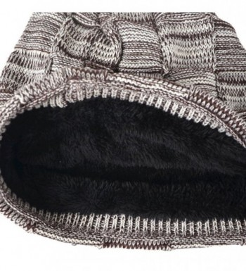 VECRY Beanie Skull Retro Winter in Men's Skullies & Beanies