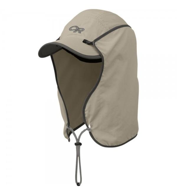 Outdoor Research Sun Runner Cap - Khaki - CP11370EDW3