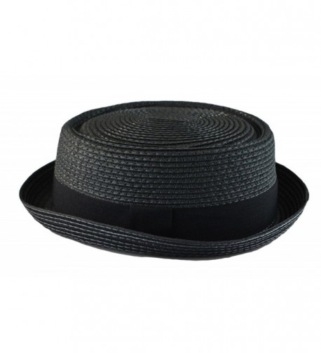 Summer Fedora Upturn 3Colors inches in Men's Fedoras