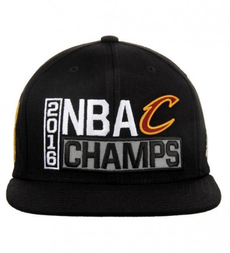 NBA Cleveland Cavaliers Youth 2016- Finals Champions Locker Room Snapback Adjustable Hat - CK12O6WKVOP