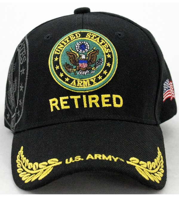 United States Army Retired Baseball Cap - CC128SAD7SB