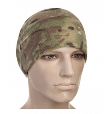 M-Tac Winter Hat Windproof Fleece 295 Mesh Mens Tactical Watch Skull Cap Beanie - Camo - C0187RD4HCO