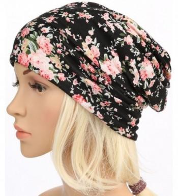 HONENNA Printed Turban Headband Cotton