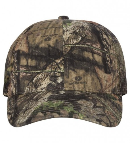 Outdoor Cap Mesh Back Cap - Mossy Oak Country Girl - C0182WGGTI9