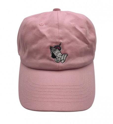 ZD Hand drink Dad Hats Baseball Cap Embroidered Adjustable Snapback Cotton  Unisex Pink CZ187NTSMHA