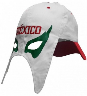 Mexico Mascara Futbol Soccer Mexican