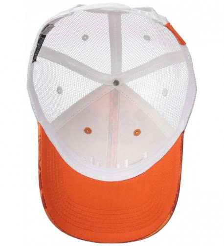 Kryptek Logo Trucker Orange Size in Men's Baseball Caps