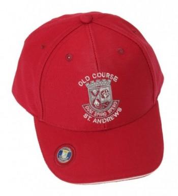 Course Andrews Baseball Adjustable Strap in Women's Baseball Caps