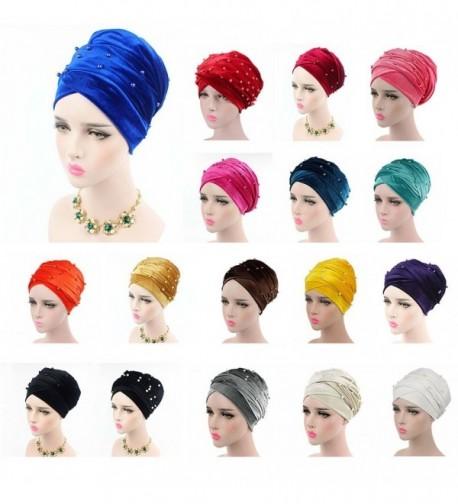 Helisopus Womens Luxury Headband Pleated