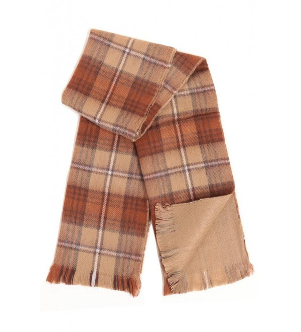 Japanese Better Cashmere Perfect Toddlers - Beige / Plaid - CW11RTKPKIX