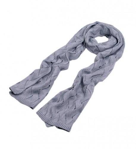 Premium Winter Flame Knit Scarf