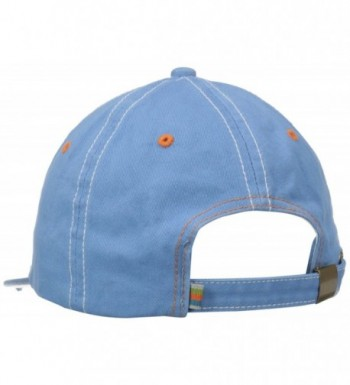 Margaritaville Mens Applique Logo Blue