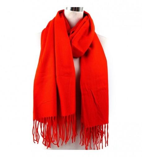 Blanket Tassels Cashmere Scarves Winter