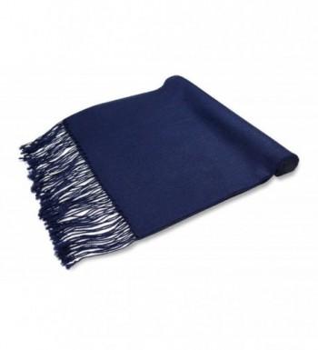 Biagio Pashmina Solid Womens Scarves in Wraps & Pashminas