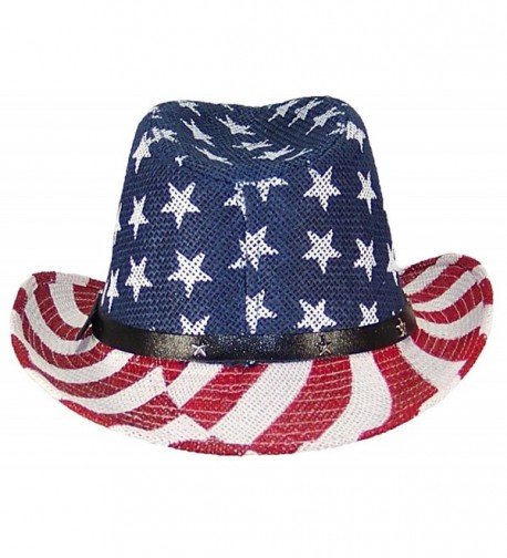 Tropic Hats Cowgirl American Americana in Women's Cowboy Hats