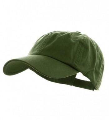Low Profile Velcro Adjustable Cotton Twill Cap - CZ1281GPPF1