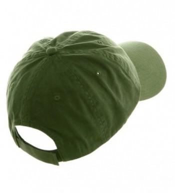 Profile Velcro Adjustable Cotton Twill