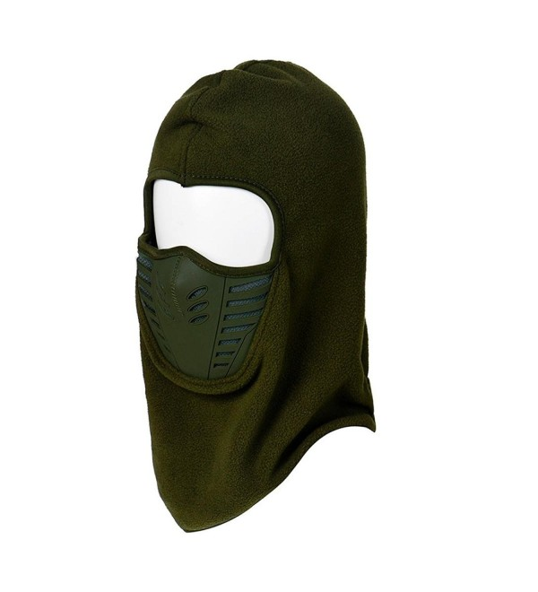 Voberry Windproof Motorcycle Bicycle Cycling - Army Green 1 - CR182Z66LSN