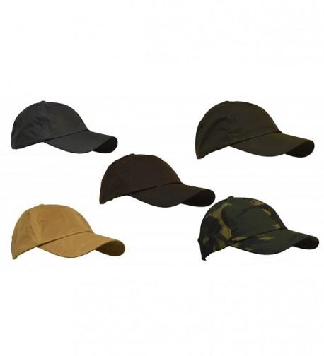 1da717d0e7b2e5 Mens Ladies Wax Baseball Cap 100% Waxed Cotton One-Size Beige ...