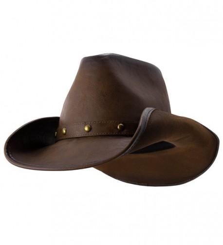 Broken Hill - Deadwood Trading &bull Australian Outback Cowboy Hat - C5183L4IDQ9