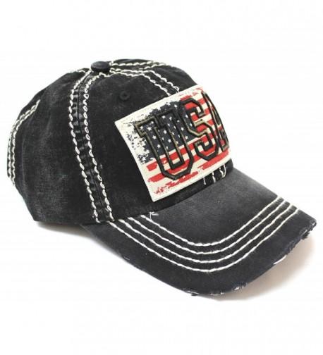 CAPS VINTAGE Embroidery Adjustable Baseball
