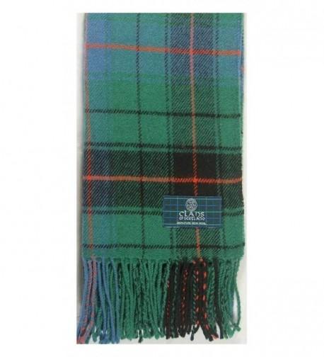 Lambswool Scottish Davidson Ancient Tartan