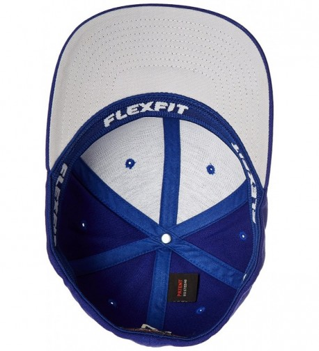 Flexfit 5001 6 Panel Structured Mid Profile in Women's Baseball Caps