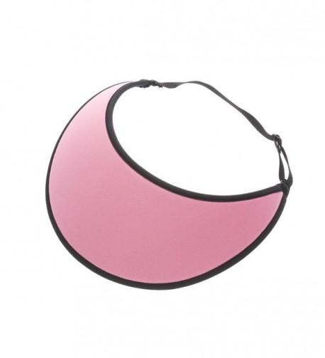 Lites Pink Adjustable Visor - CX12E3BEA0X