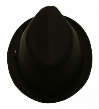 Summer Cotton Upturn Lining Hat in Men's Fedoras