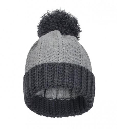 Janey Rubbins Knitted Beanie Crochet