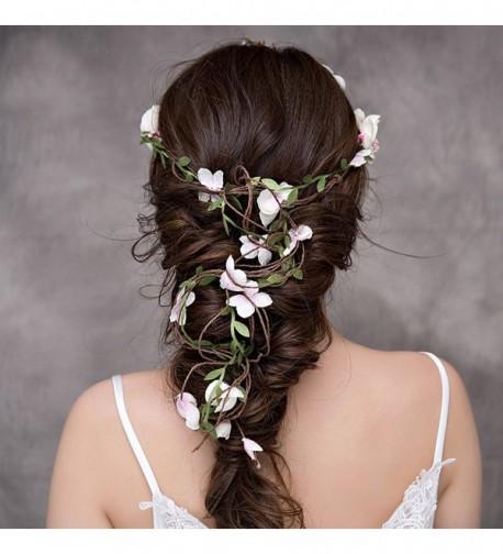 Merroyal Bridal Berries Wedding Festivals in Women's Headbands in Women's Hats & Caps
