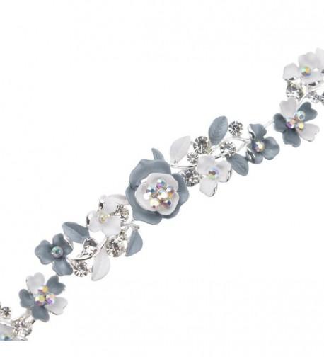 Remedios Headpieces Crystal Wedding Headband