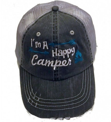 Turquoise Camper Embroidered Trucker Outfit