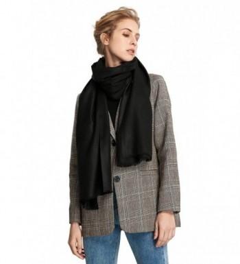 RIONA Womens Soild Basolan Scarf in Fashion Scarves