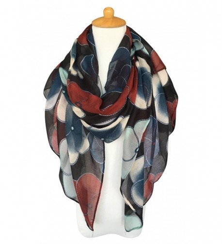 GERINLY Scarf Wrap Fashion Primrose
