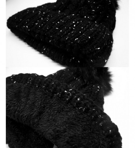 Artone Lined Knitted Winter Beanie