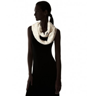 Womens Textured Diamond Eternity Vanilla in Fashion Scarves