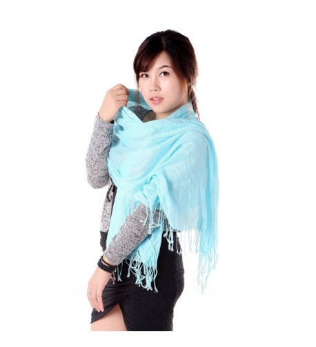HDE Womens Lightweight Seasons Classic in Cold Weather Scarves & Wraps