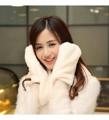 Aivtalk Fleece Earflap Hooded Gloves in Fashion Scarves