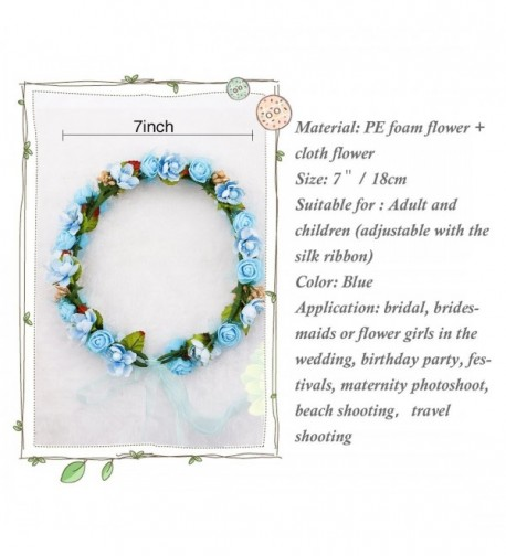 SZCXTOP Headband Bridesmaid Festivals Photography